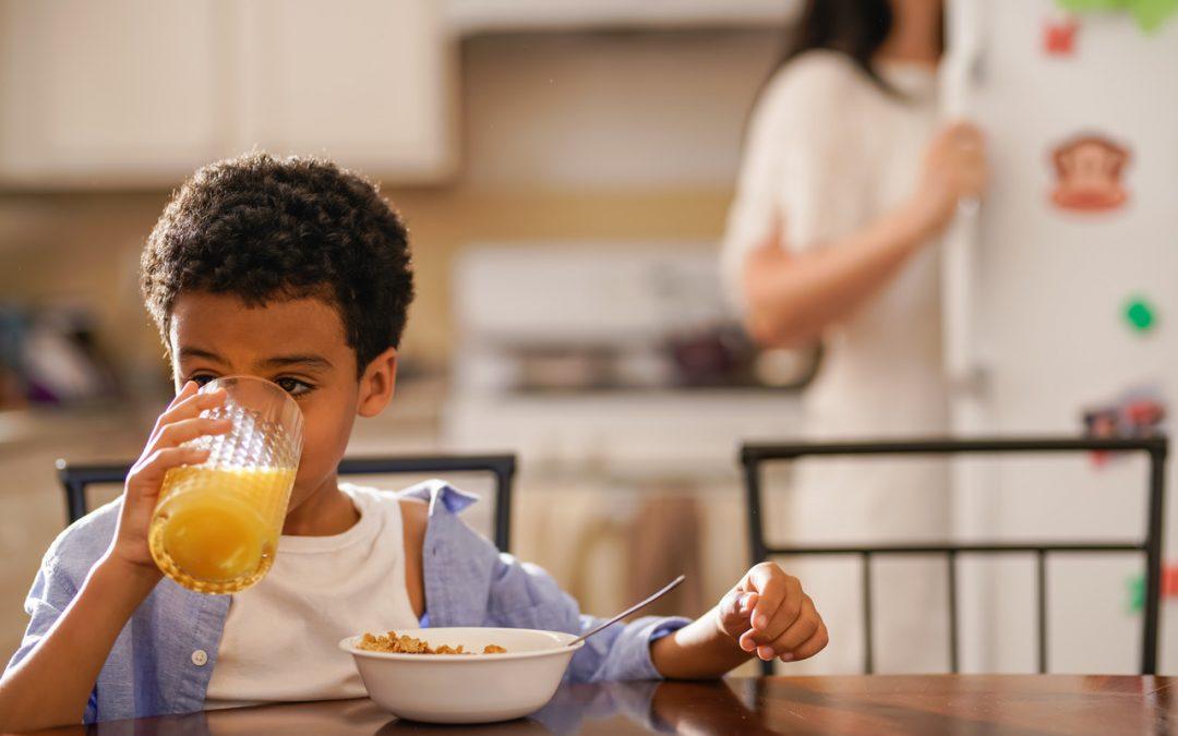 Müsli, Frühstücksflocken, Cerealien: Wenn schon das (Familien-)Frühstück voller Zucker ist